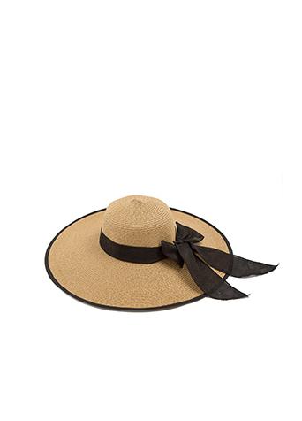 리본 파나마 햇