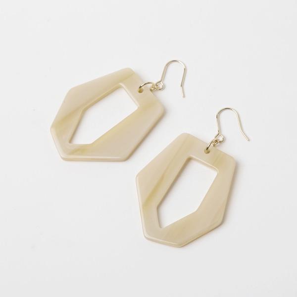 (E-1221)볼드 모티브 귀걸이