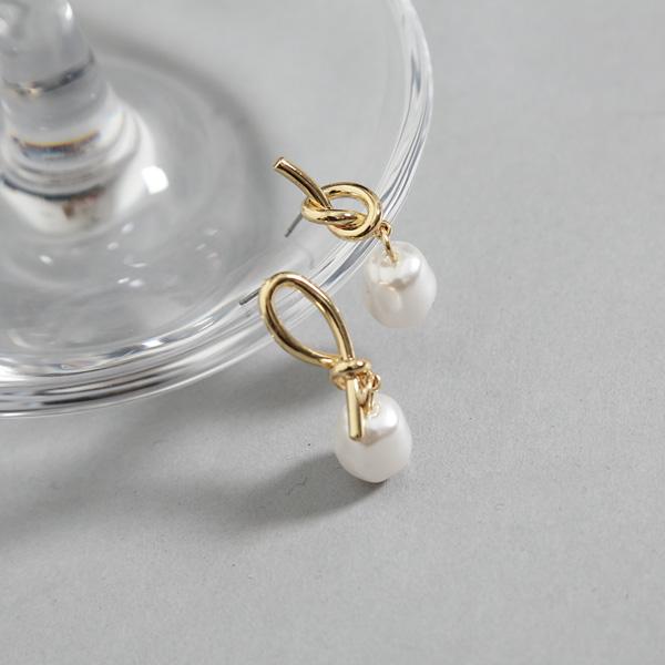 (E-1279)트위스트 드롭 귀걸이