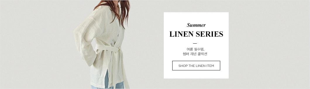 Summer linen series